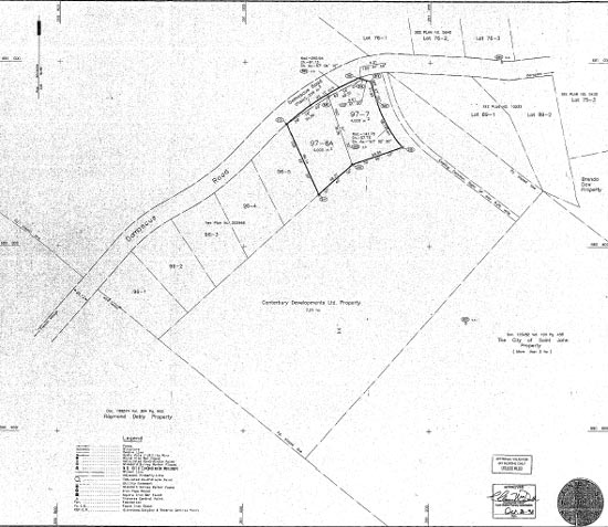 Building Permits Rural New Brunswick